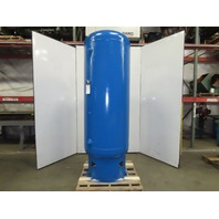 440 Gallon 125 PSI Vertical Compressed Air Receiver Tank