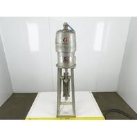 Graco 206-797 Bulldog 10:1 Ratio Air Powered Pump 8.25GPM 120PSI