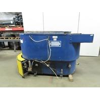 Rosemont Finishing Mill Vibratory Bowl Finisher 5 HP 480V 3 Ph