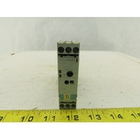 Siemens 3RP1525-1AQ30 Sirius 200-240V On Delay Timing Relay 0.05s-100Hrs.