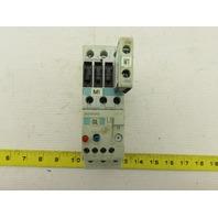 Siemens 3RP1525-1AQ30 3RU1126-1KB0 Motor Starter Overload Relay 9-12.5A Trip