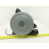 """Ametek 117505-13 36VDC Vacuum Motor 2 Stage Single Speed 2"""" Tangential Discharge"""