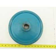 "11"" OD Cast Iron Hand Wheel Crank 1-1/4"" Keyed Bore"