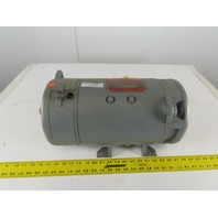 "GE CDL186ACY Kinamatic 2Hp 1750RPN 180VDC Shunt Wound DC Motor 7/8"" Shaft"