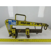 Lift All RIM GRAB 500# Capacity Hoist Coil Lifting Rim Hook