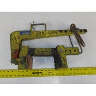 Welding Works 500# Capacity Hoist Coil Lifting Material Handling Hook