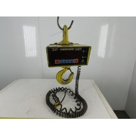 Allegany Technology CM-10K Checkmate 10000 Lbs. Capacity Hoist Scale Kg Lbs.