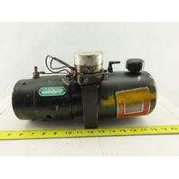 Stone Hydraulics Prestolite DE26378A MDY-7047SP 12VDC Motor Hydraulic Pump