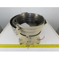 "Magnetic Vibratory Small Parts Feeder Bowl 115V 5"" Deep x 15"" Diameter"