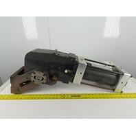 DE-STA-CO RC125-120OPXTNZ Pneumatic/Hydraulic Pivot Unit Positioner Clamp 120°