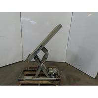 American Lifts 2000lb 0-50° Scissor Lift Tilt Table Upender 115V Single Phase
