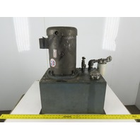 Delta 15 Gallon 7.5Hp Hydraulic Power Unit 208-230/460V 3Ph