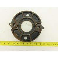 "Victaulic 2-1/2-741 2-1/2"" Bolt On Pipe Flange Clamp 5/8"""