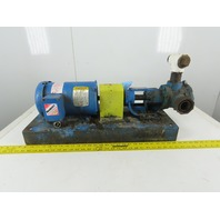 Viking HL4125 1-1/2Hp 230/460V 3Ph 30GPM 200PSI Pump Motor Package