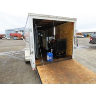 SprayEZ SFT-4500 Spray Foam Insulation Rig Trailer 30kW Diesel Generator Package