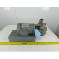 "2""x1-1/2"" Centrifugal End Suction Pump 2Hp 208-230/460V 3Ph"
