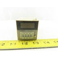 Omron H7CN-BLN Counter LCD 4 Character 100-240V