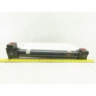 "Benjey AV1.5-16X.50 Hydraulic Cylinder 1-1/2"" Bore  16"" Stroke"
