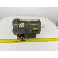 Baldor M3614T 2Hp 208-230/460V 3Ph 1160RPM AC Motor