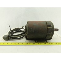 General Electric 5KH37KG102 1/4Hp Single Phase 1Ph 115V 1725RPM 48Frame AC Motor