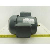 WEG 10477548 1/2Hp 1750RPM Single Phase 1Ph 115/208-230V Electric AC Motor 56C