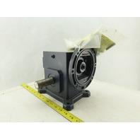 Grove Gear GR-TMQ-824-30-L-56 30:1 Ratio 1.6Hp 58 RPM Right Angle Gear Reducer