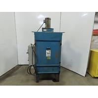 DONALDSON TORIT MC-1000 3HP Dust Collector 3400RPM 208-23-/460V 3Ph