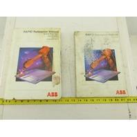 ABB 3HAC 7774-1 Robotic Programming Tech Rapid Reference Manual Data System Lot2