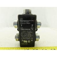 Allen Bradley 1485P-P4N5-M5 Device Net Device Port 4 Way Splitter Junction Block