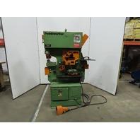 Peddinghaus Peddiworker 881 88 Ton Hydraulic Ironworker 230/460V 3Ph