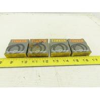 Timken 28X38X7 Metric Oil Seal Lot Of 4
