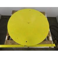 "40"" Diameter 4"" High Pallet/Box /Basket Material Handling 360° Turn table"