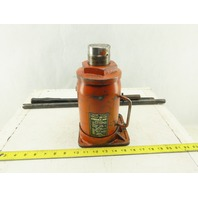 "K Tool International KTI-63220 20 Ton Hydraulic Bottle Jack 9-3/4""-14-3/8"" tall"