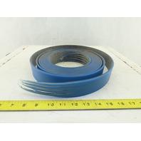 Nitta CarryFlex 45mm x 19' Smooth Top Aramid Conveyor Belt 5mm Thick