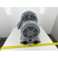 Fuji VFC904A-7W Ring Compressor Regenerative Blower 20HP 208-230/460V 3Ph 570CFM
