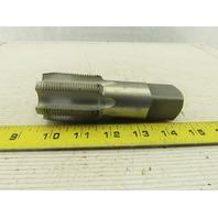 "1-3/4""-12 GH6 HSS 6 Flute Straight Plug Tap"