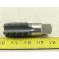 "OSG Tools 1310700 1""-11 1/2 NPT HSS 5 Flute Pipe Tap"