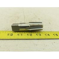 Morse 3/4-14 NPT Pipe Tap HSS 5 Flute
