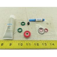 Festo DFM-25B/AJ/EJ/YSRW Ser. F309 Pneumatic Cylinder Maintenance Seal Kit