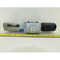 Festo MS6-LFR-1/2-D7-E-R-M-AS Pneumatic Filter Regulator 0-300PSI 0-16BAR
