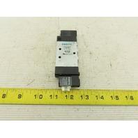 """Festo CPE14-M1BH-5J-1/8 5/2-way Double Solenoid Valve 24VDC 1/8"""" NPT"""
