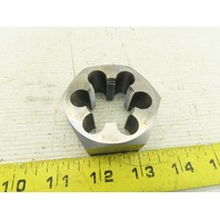 Widell 699405 m30 X 1.5 Carbon Steel Hex Rethreading Die Right Hand