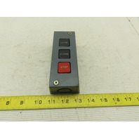 Eastern Motor 73D5 PB-3 Industrial Garage Door 3 Button Control Open Close Stop