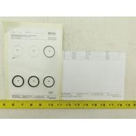 Rexroth R900722854 DA/DB/DR/DZ.-5X Main Spool Seal Kit