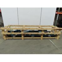 "Hytrol 20""x10' Center Drive Slider Bed 16"" Belt Conveyor 208-230/460V 3 Ph"