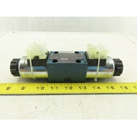 Rexroth 4WRA 6 W15-21/G24N9Z45/V 4/3 Position Hydraulic Directional Valve