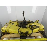 "John Deere 54"" Mower Deck W/Gearbox Drive Shaft & Front Draft Arm  425/445/455"