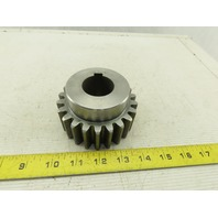 96mm OD 22 Tooth 35mm Bore 60mm Wide Drive Spur Gear