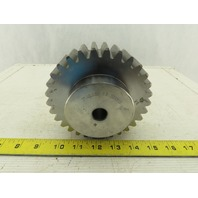 128mm OD 30 Tooth 16mm Stock Bore 60mm Wide Drive Spur Gear