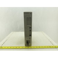 Siemens 6ES5951-7LB21 Simatic S5 120/230V Power Supply 24VDC